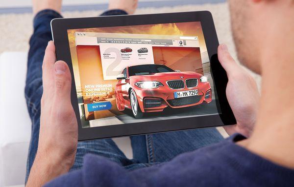 купить машину онлайн