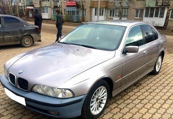 БМВ 5 е39 за 200 тысяч рублей