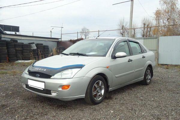 Форд Фокус за 200 тысяч рублей