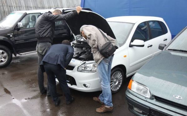 Проверить автомобиль на угон
