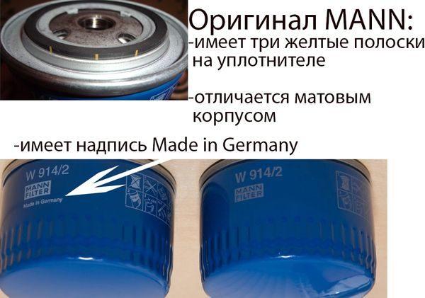 Замена масла на Гранте сравнение фильтров